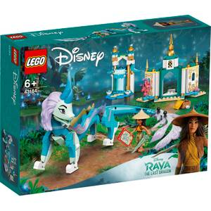 LEGO Disney Princess: Raya and Sisu Dragon Playset (43184)