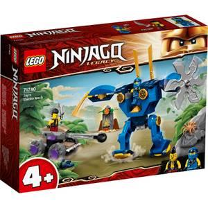 LEGO NINJAGO: Legacy Jay's Electro Mech Toy (71740)