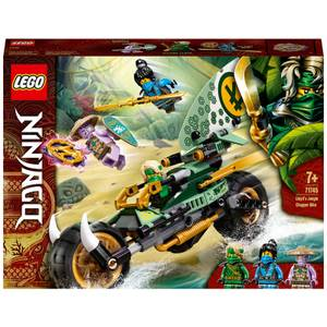 LEGO NINJAGO: Lloyd's Jungle Chopper Bike Motorbike Toy (71745)