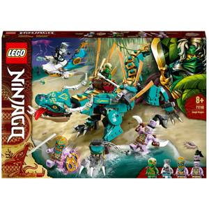 LEGO NINJAGO: Jungle Dragon Toy Building Set (71746)