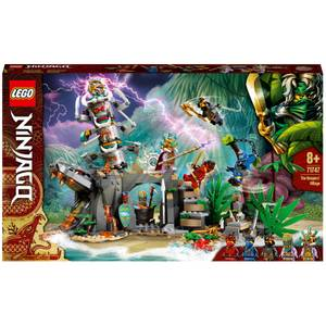 LEGO NINJAGO: The Keepers' Village Building Set (71747)
