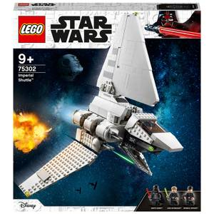 LEGO Star Wars: Imperial Shuttle Building Set (75302)