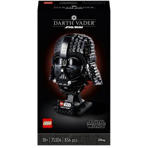 LEGO Star Wars: Darth Vader Helmet Set for Adults (75304)