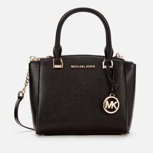 MICHAEL MICHAEL KORS Women's Maxine Small Messenger Bag - Black