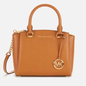 MICHAEL MICHAEL KORS Women's Maxine Small Messenger Bag - Acorn