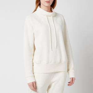 Varley Women's Maceo 4.0 Textured Sweatshirt - Ivory