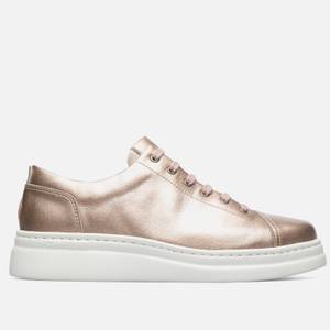 Camper Women's Leather Chunky Trainers - Medium Pink