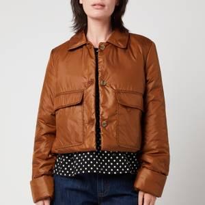 Baum Und Pferdgarten Women's Benessa Jacket - Bronze Brown