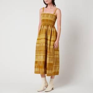Baum Und Pferdgarten Women's Aprela Dress - Yellow
