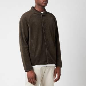 YMC Men's Beach Jacket - Dark Olive