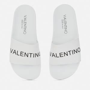 Valentino Shoes Women's Slide Sandals - White