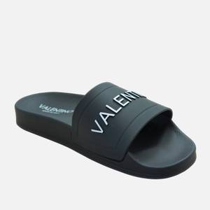 Valentino Shoes Women's Slide Sandals - Black