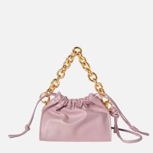 Yuzefi Women's Mini Bom Leather Bag - Iris