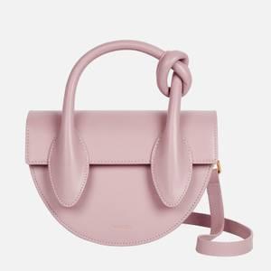 Yuzefi Women's Dolores Leather Bag - Iris
