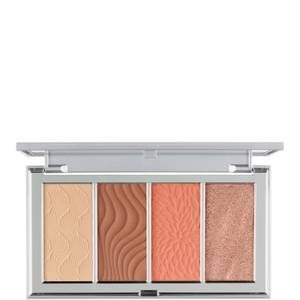 PÜR 4 in 1 Skin Perfecting Powders Palette - Medium Tan 15g