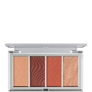 PÜR 4 in 1 Skin Perfecting Powders Palette - Dark Deep 15g