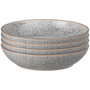 Denby Studio Grey Pasta Bowl (Set of 4)