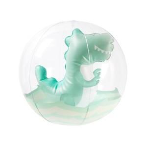 Sunnylife Inflatable 3D Beach Ball - Surfing Dino