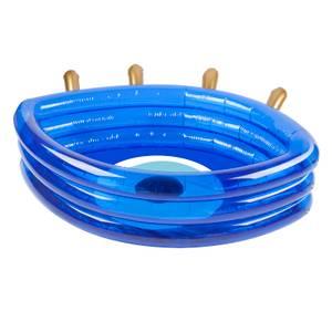 Sunnylife Greek Eye Paddling Pool - Electric Blue