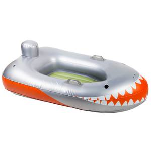 Sunnylife Speed Boat Inflatabale - Shark Attack