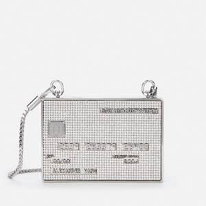 Alexander Wang Women's Wangloc Minaudiere - Metallic Silver
