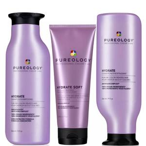 Pureology Hydrate and Soften Trio