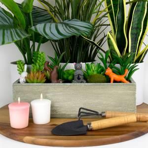 Plant Pot Yoga Cat Markers