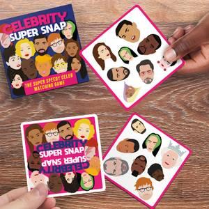 Celebrity Super Snap Card Game