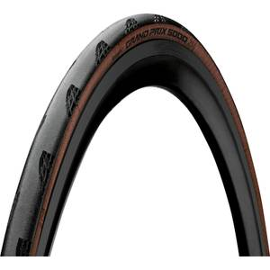 Continental Grand Prix 5000 Clincher Road Tyre – Transparent