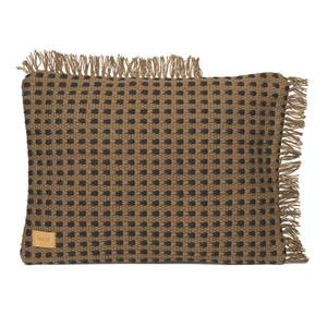 Ferm Living Way Cushion Rect. - Sugar Kelp
