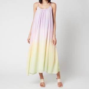 Olivia Rubin Women's Aurora Midi Dress - Pastel Ombre