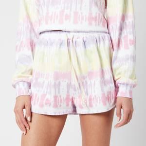 Olivia Rubin Women's Hebe Jogger Shorts - Tie Dye