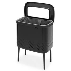Brabantia Bo Laundry Bin 60 L - Matt Black