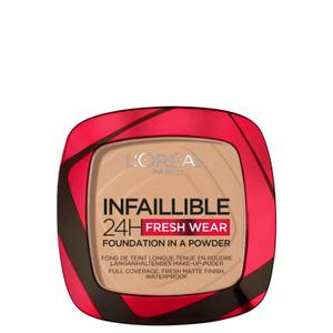 L'Oréal Paris Infallible 24 Hour Fresh Wear Foundation Powder 9g (Various Shades)