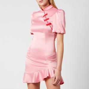 De La Vali Women's Bluebell Dress - Pink