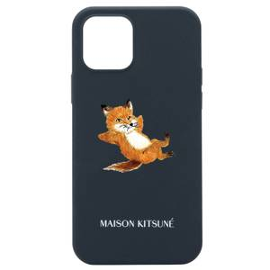 Native Union x Maison Kitsuné iPhone 12/12 Pro Case - Blue