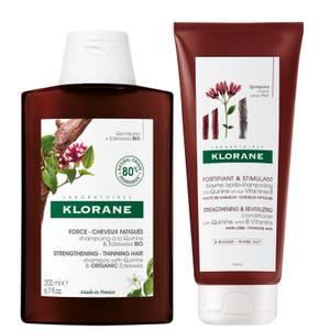 KLORANE Quinine Duo