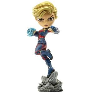 Iron Studios Marvel Avengers Endgame Mini Co. PVC Figure Captain Marvel 18 cm