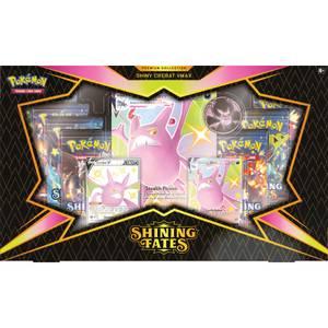 Pokemon TCG: Shining Fates Premium Collection Shiny Crobat VMAX/Shiny Dragapult VMAX (Assortment)