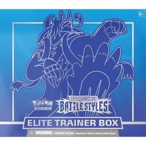 Pokemon TCG: Sword & Shield 5 Battle Styles Elite Trainer Box (Assortment)