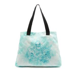 Les Razmokets Run Large Tote Bag