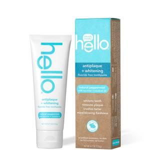 hello Antiplaque and Whitening Toothpaste 4.7 oz