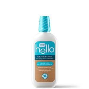 hello Naturally Healthy Antigingivitis Mouthwash 16 oz