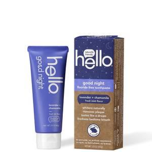 hello Good Night Toothpaste 4 oz