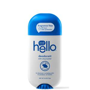 hello Deodorant with Shea Butter 2.6 oz