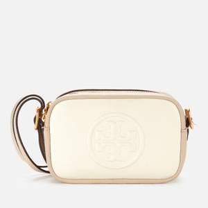 Tory Burch Women's Perry Bombe Twisted Strap Mini Bag - New Cream/Longan