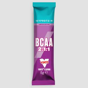 Myprotein BCAA Branched Chain Amino Acids, Limited Edition, Vimto (Sample)