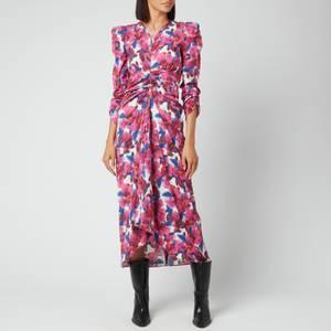 Isabel Marant Women's Albisd Dress - Ecru