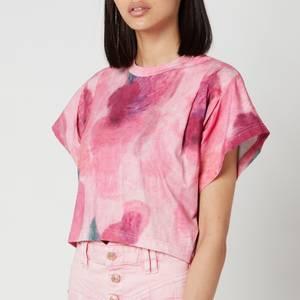 Isabel Marant Women's Zinalia Top - Pink