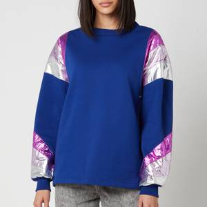 Isabel Marant Women's Menji Sweatshirt - Electric Blue